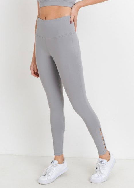 ALLIE GREY LEGGINGS