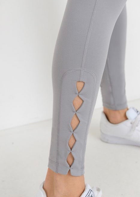 LEGGINGS WITH DETAILS