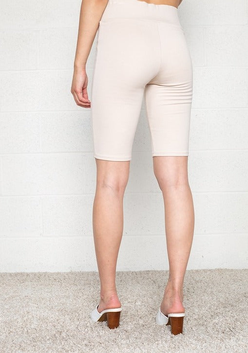 bermuda short leggings