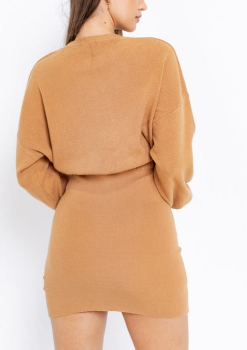RONNIE SWEATER DRESS