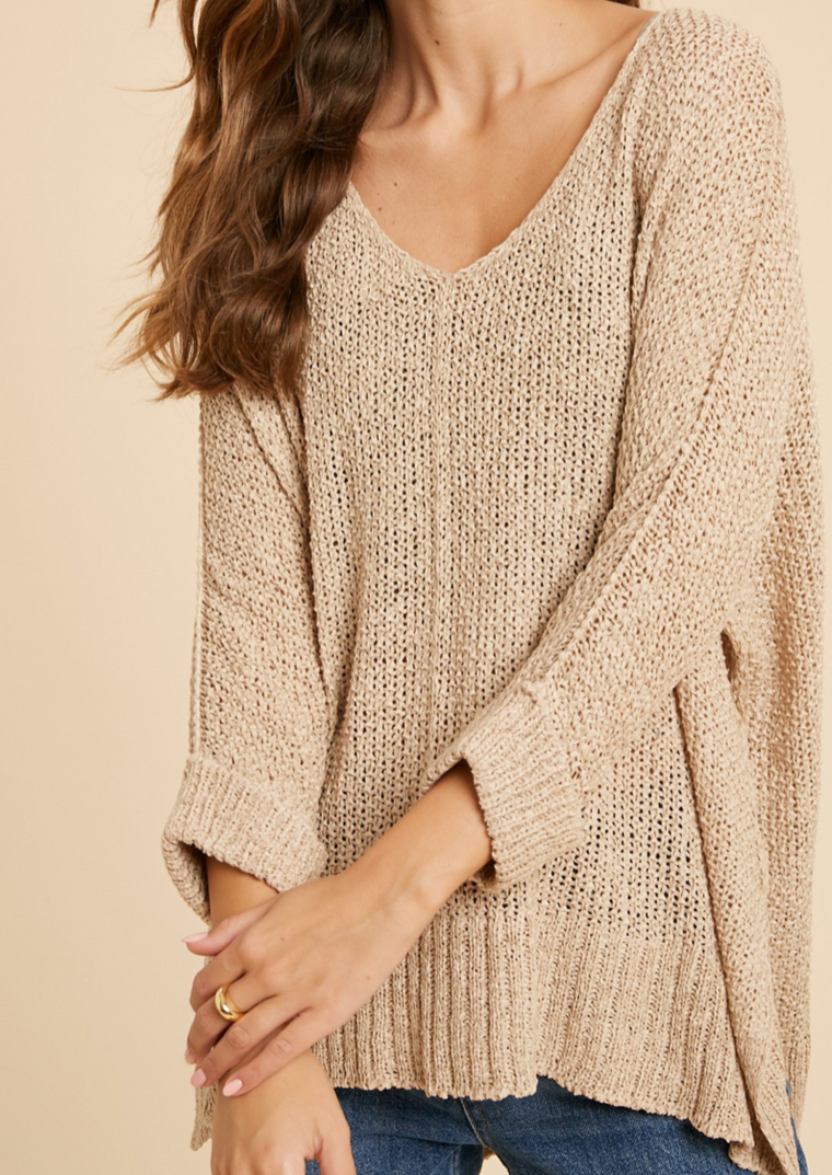 ISA LIGHT SWEATER