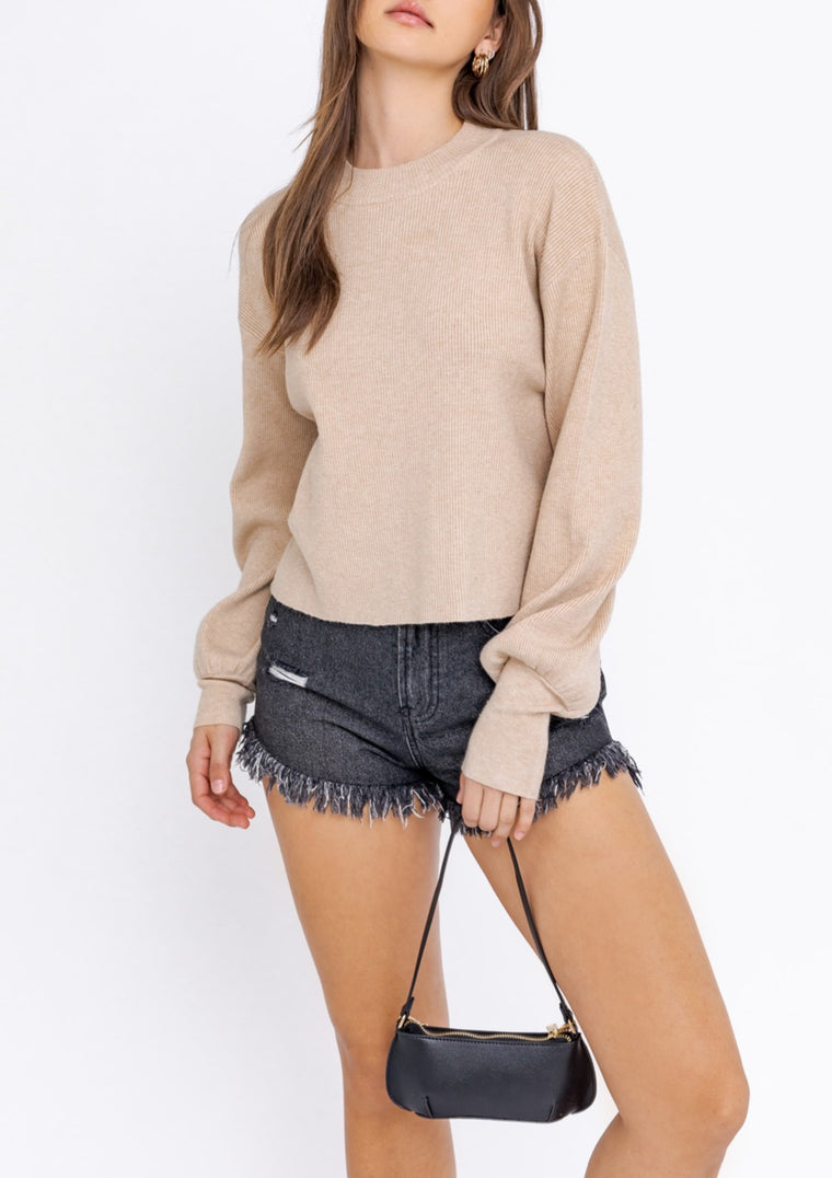 BETTY KNIT SWEATER
