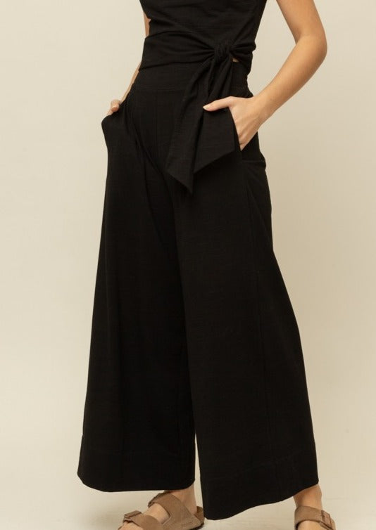 SHARI WIDE LEG PANTS
