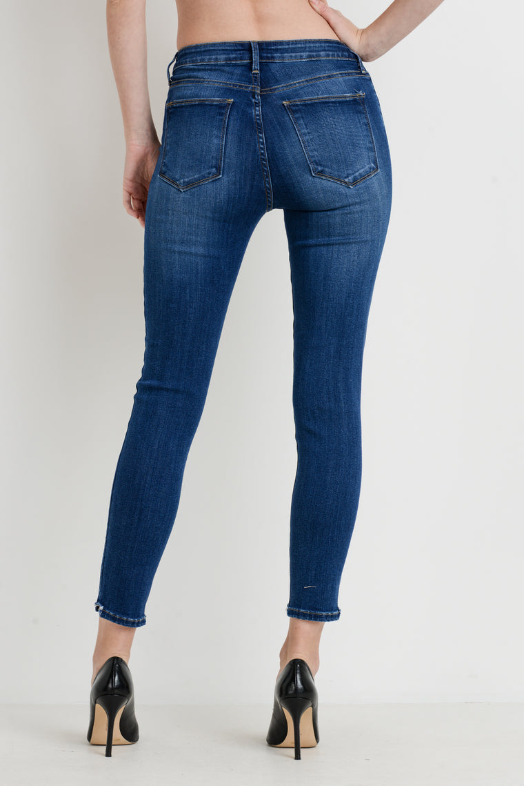 JENNI MEDIUM WASHED JEANS