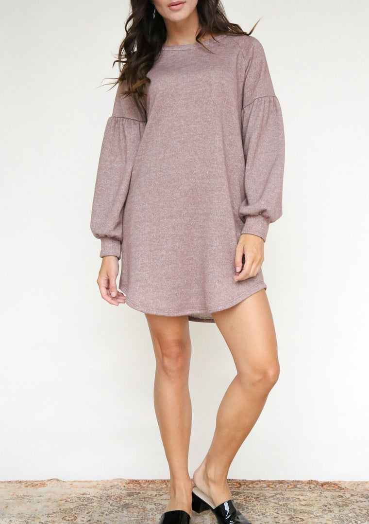 CARA TUNIC DRESS