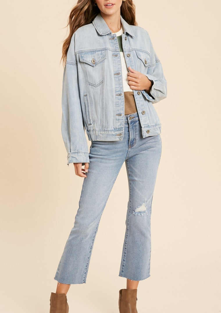 DREA DENIM JACKET
