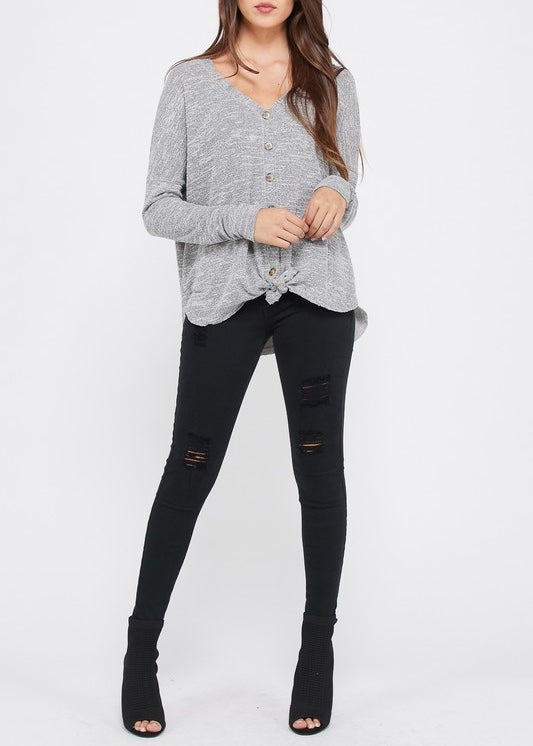 MARLO BUTTON DOWN CARDIGAN
