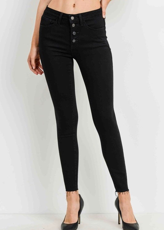 STEPH HIGH RISE SKINNY