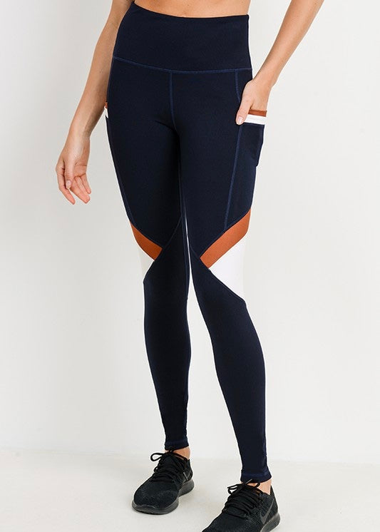 CLAIRE HIGH WAISTED LEGGINGS