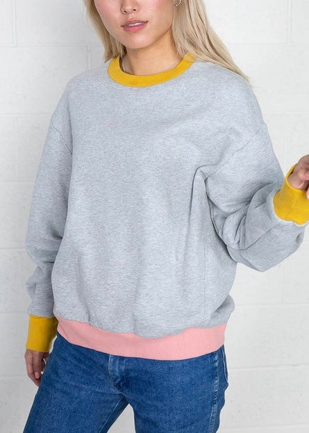 MULTI COLOR SWEATSHIRT