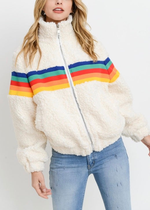 DESIREE RAINBOW JACKET