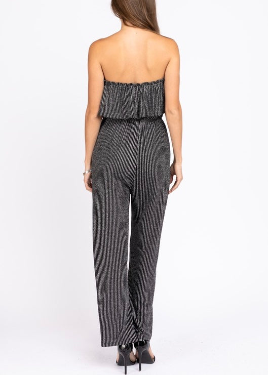 RUFFLED JUMPSUIT