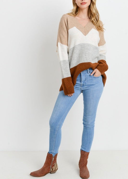 CHOLE SWEATER