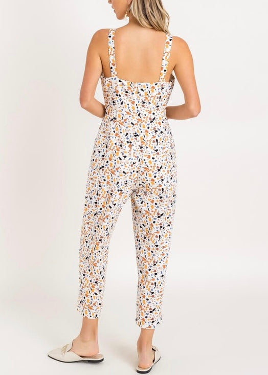 BETHANY PRINTED JUMPSUIT