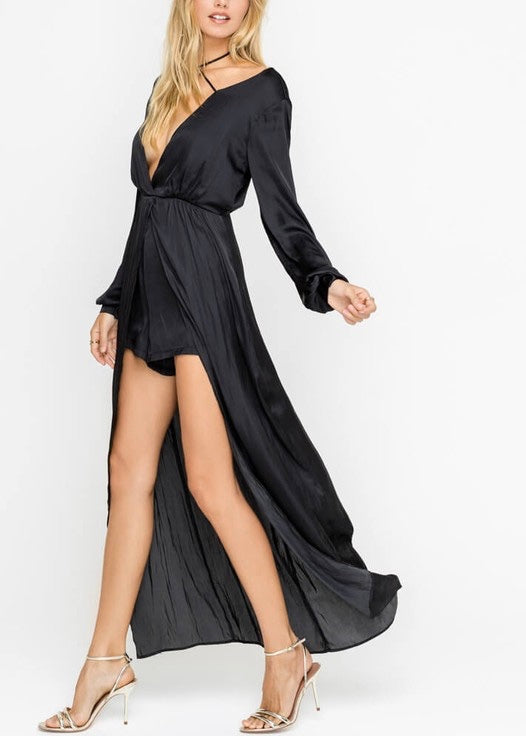THE HOSTEST MAXI ROMPER