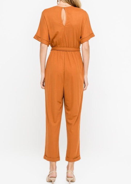 EVERYDAY CLASSIC JUMPSUIT