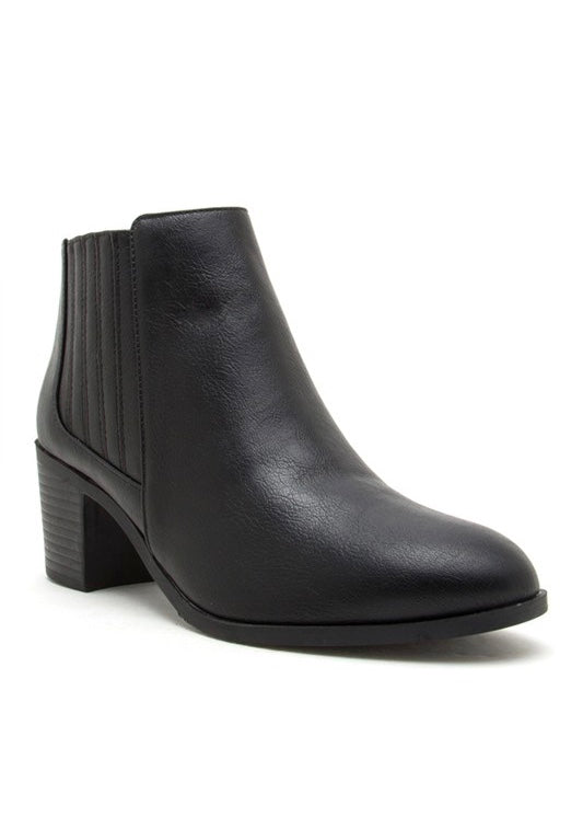 CLAIRE ANKLE BOOTIE
