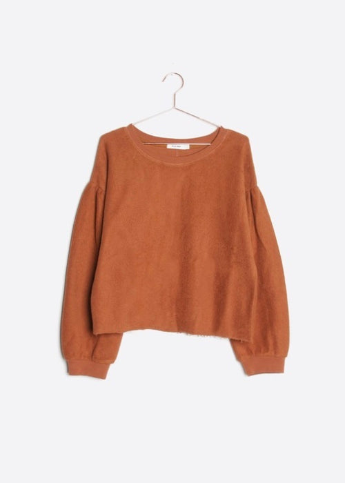 BELL SLEEVE WEEKEND PULLOVER