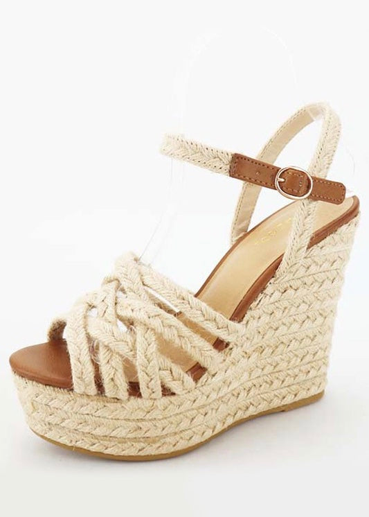 BILLIE PEEP TOE WEDGE