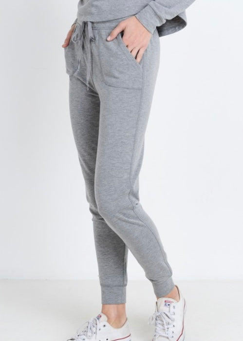 EVERYDAY DRAWSTRING JOGGERS