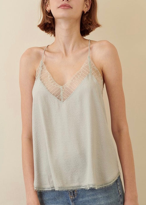 CONNIE LACE CAMISOLE TOP