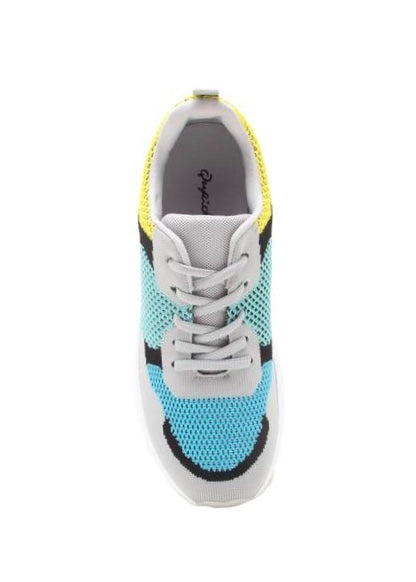 BRIGHT COLORED SNEAKER