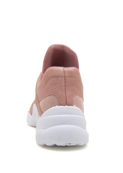 ACTIVE BLUSH SNEAKER