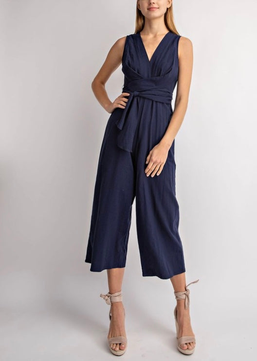 MODERN COTTON JUMPSUIT