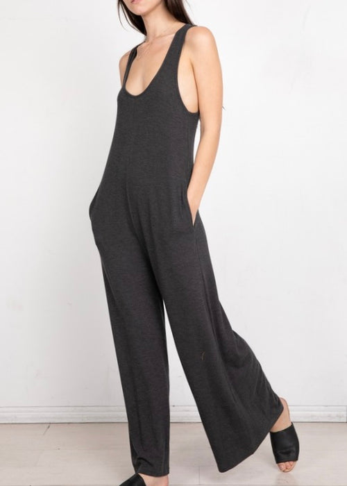 EVERYDAY KNIT JUMPSUIT