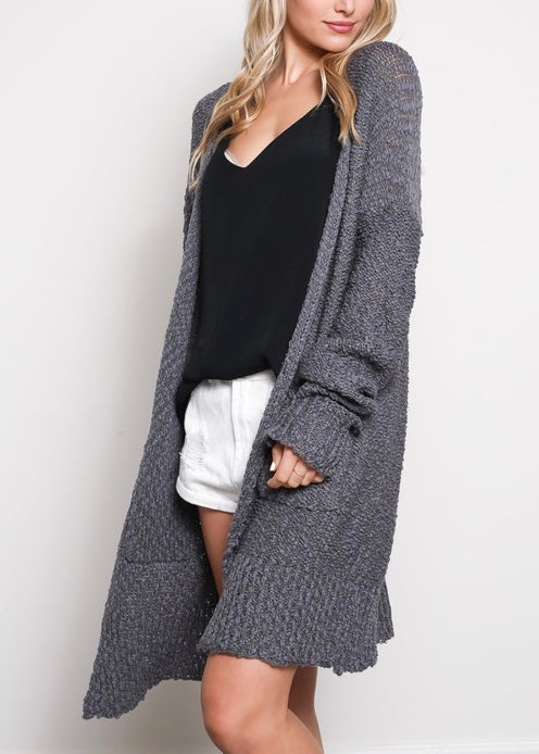 KIM CARDIGAN WITH POCKETS