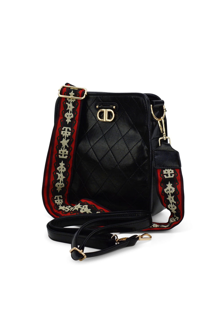 SHELBY TWO STRAP CROSSBODY