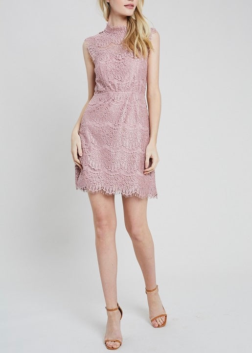 WHITNEY LACE DRESS