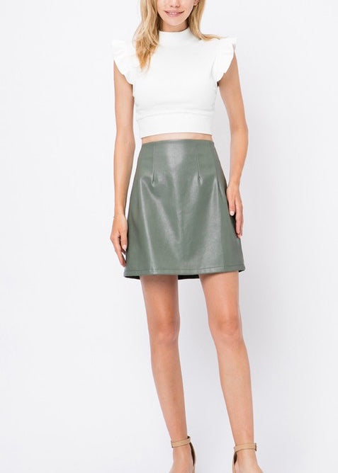 JANE MINI SKIRT