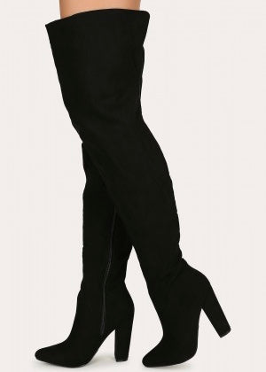 CHELSEA KNEE HIGH BOOT