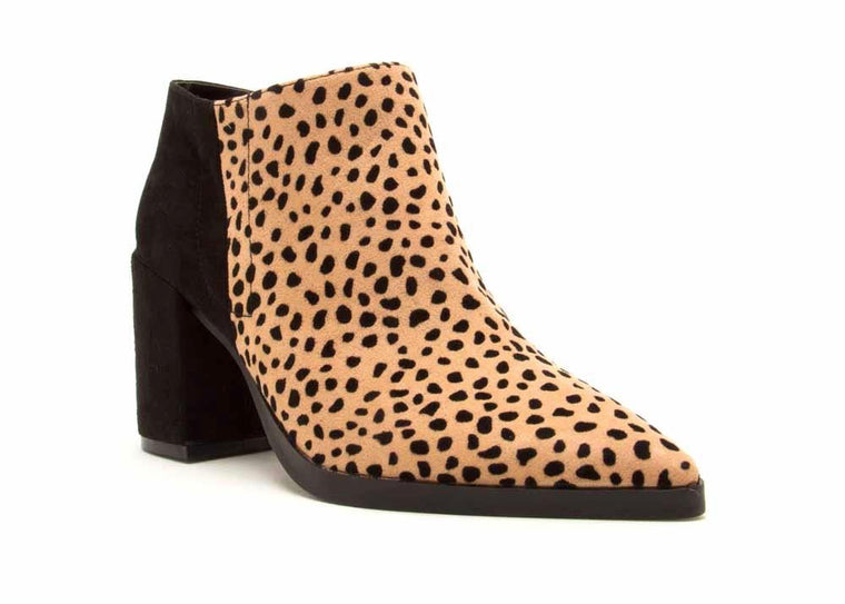PATTY LEOPARD BOOTIES
