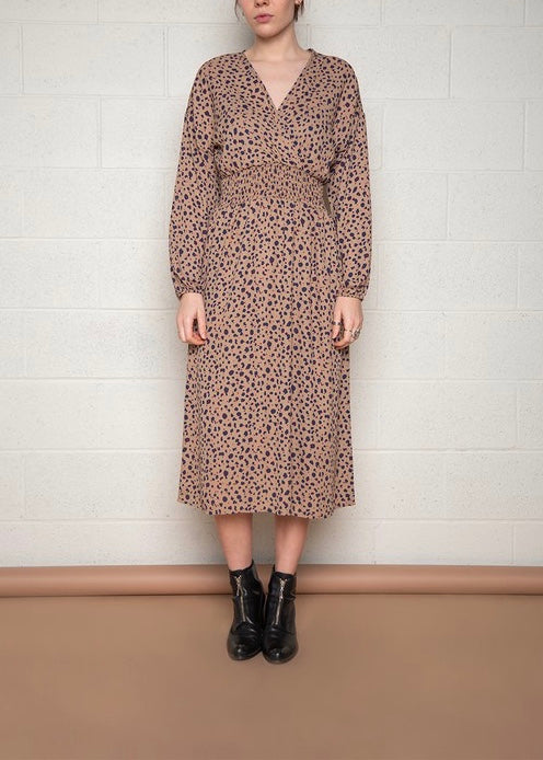 WINSLOW MIDI DRESS