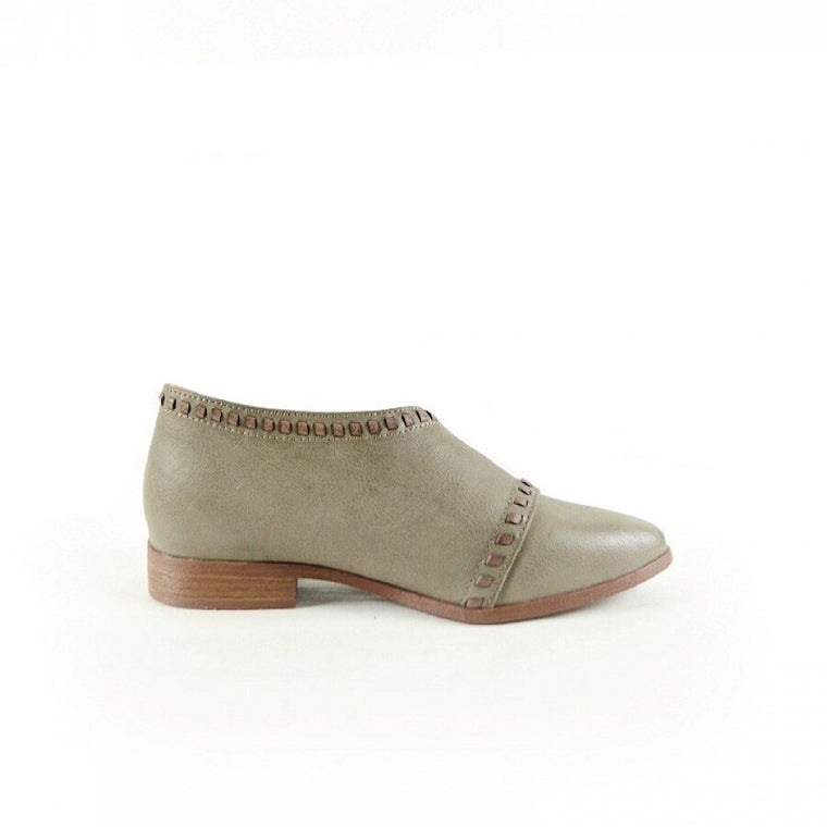 FIONA CUT-OUT OXFORD SHOES