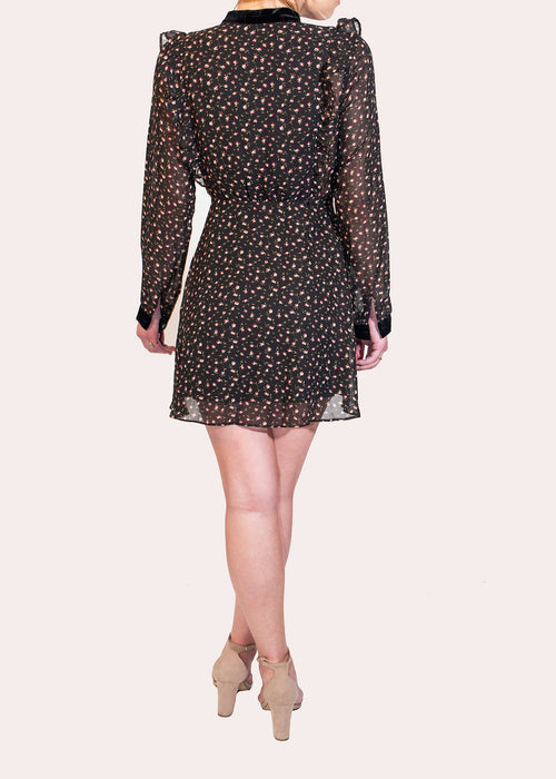 FARAH LADIES NIGHT MINI DRESS