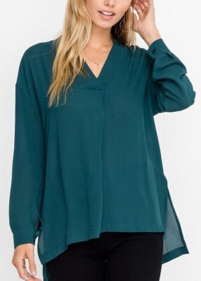 CARRIE PERFECT COFFEE DATE TOP