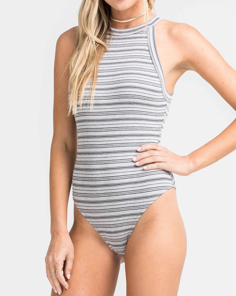 ALL STRIPES BODYSUIT