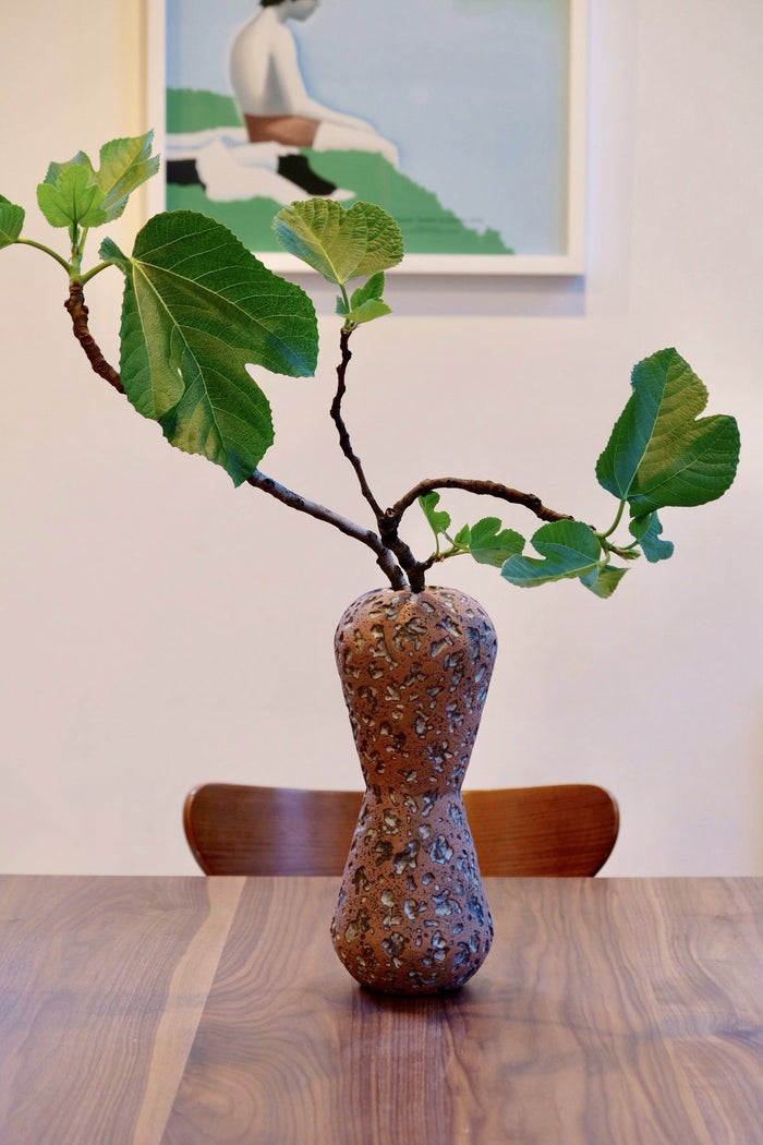 Tephra Hourglass Vase | LGS Studio | Little Garage Shop
