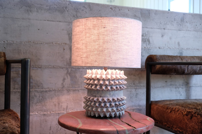 Studded Lamp 02
