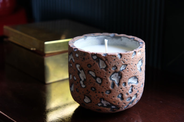 WS Tephra Candle