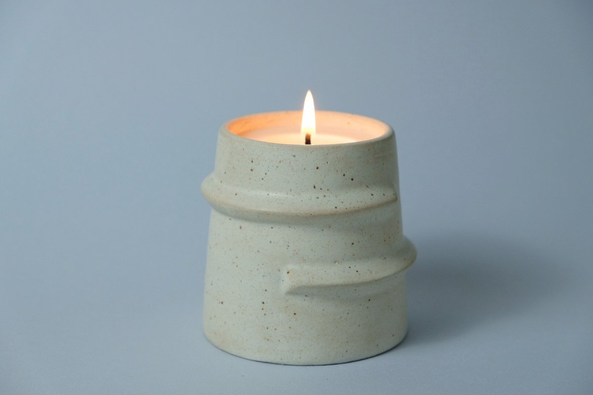 Ridge Candle | L.G.S. Studio | Little Garage Shop