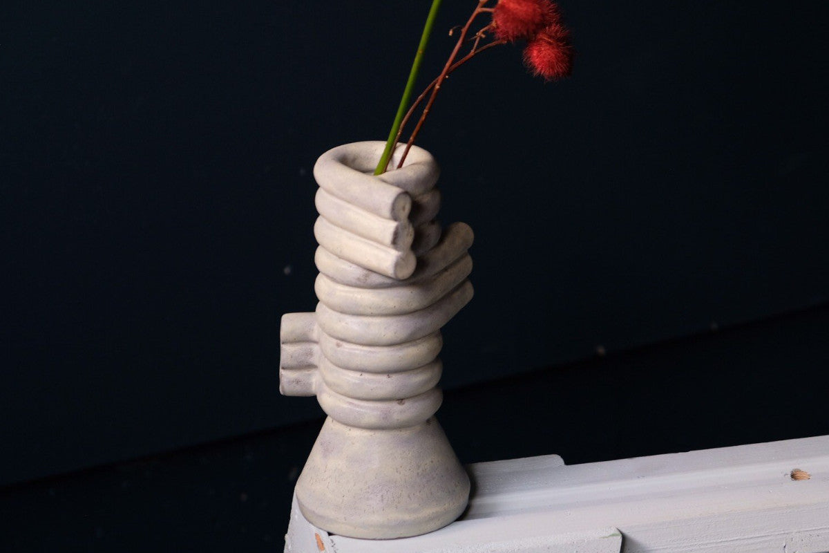 Torsion Vase | LGS Studio | Little Garage Shop