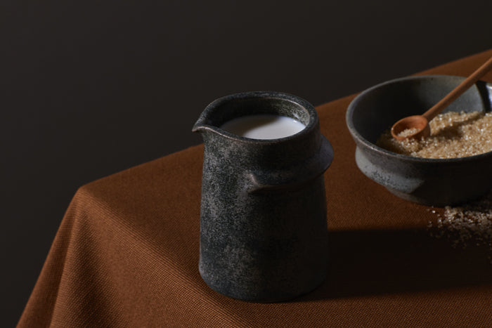 Ridge Creamer + Pinch Bowl | LGS Studio | Little Garage Shop
