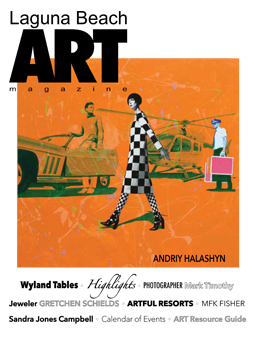Laguna Beach Art Patron Magazine - Fall 2014