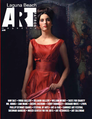 Laguna Beach Art Patron Magazine - Fall 2015