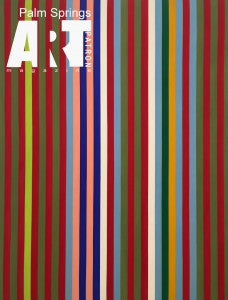 PALM SPRINGS Art Patron Magazine- Year Subscription (6 Issues)