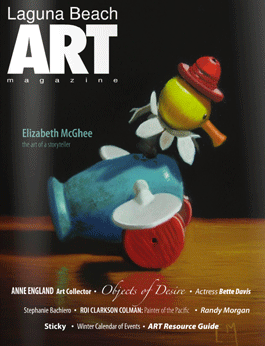 Laguna Beach Art Patron Magazine - Winter 2014